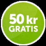 50 kr gratis på Jackpot 6000